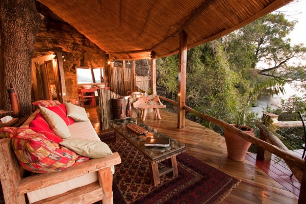 Release Your Inner Child In The Tongabezi Tree House