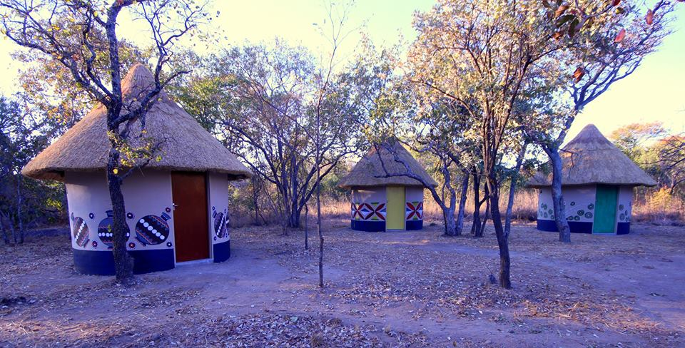 camping hut 2