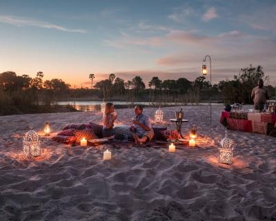 Uncommonly romantic facts about Tongabezi